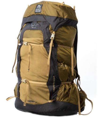 Granite Gear Crown2 60 Pack, best hiking backpack