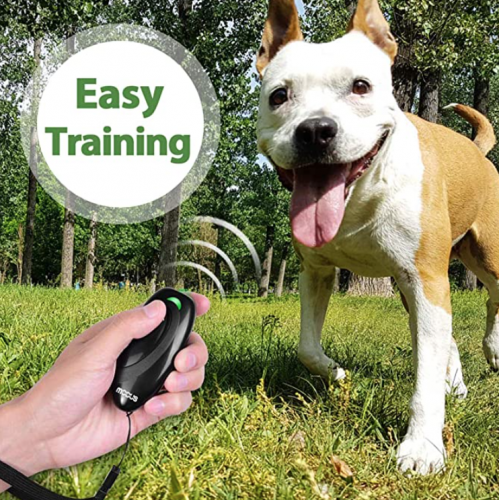 Modus Ultrasonic Dog Barking Deterrent