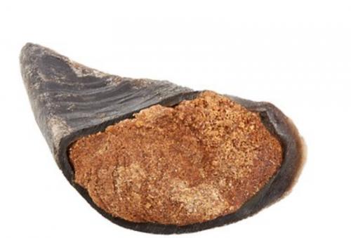 Peanut Butter Filled Beef Hooves