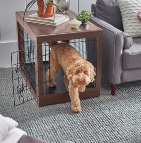 Frisco Furniture Style Dog Crate