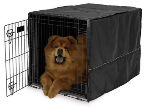 MidWest Quiet Times Crate Cover, best dog crates