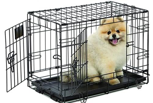 Life Stages Double Door Crate, best dog crates