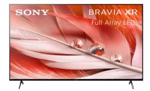 Sony 65-Inch Bravia XR X90J Series