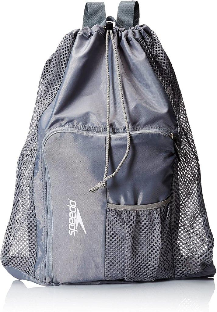 speedo unisex adult deluxe ventilator mesh equipment bag