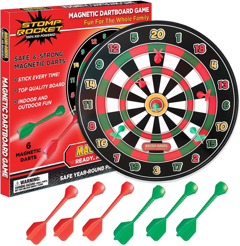 Stomp Rocket The Original Magne-Darts