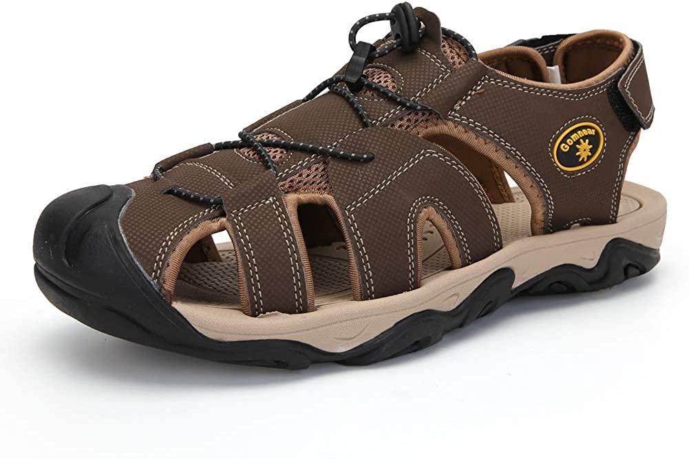 Sun Country mens hiking sandals vegan sandals