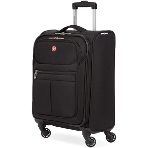SwissGear 18-inch suitcase, carry on luggage