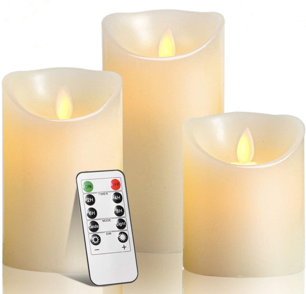 TEECOO-Flameless-Candles-Battery-Operated