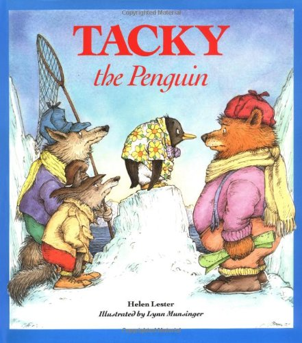 Tacky The Penguin by Helen Lester