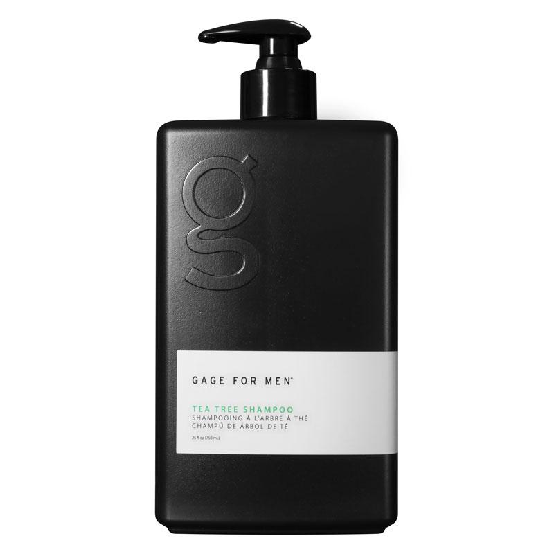 GAGE Tea Tree Shampoo, Best Moisturizing Shampoo for Dry Scalps