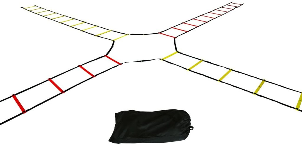Trademark Innovations Agility Quad Ladder