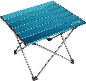 trekology portable camping side table
