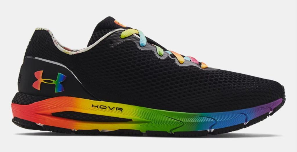 UA HOVR™ Sonic 4 Pride Running Shoes