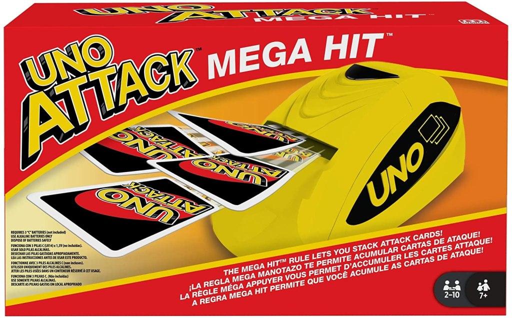 UNO: Attack Mega Hit
