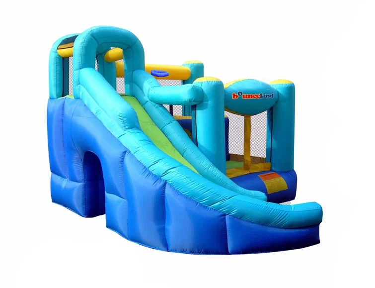 Ultimate Combo Bounce House by Bounceland