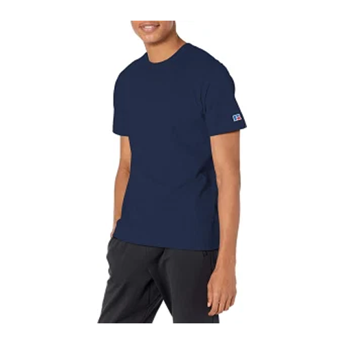 cheap t shirts for men Russell Athletic Cotton Midweight T-Shirt