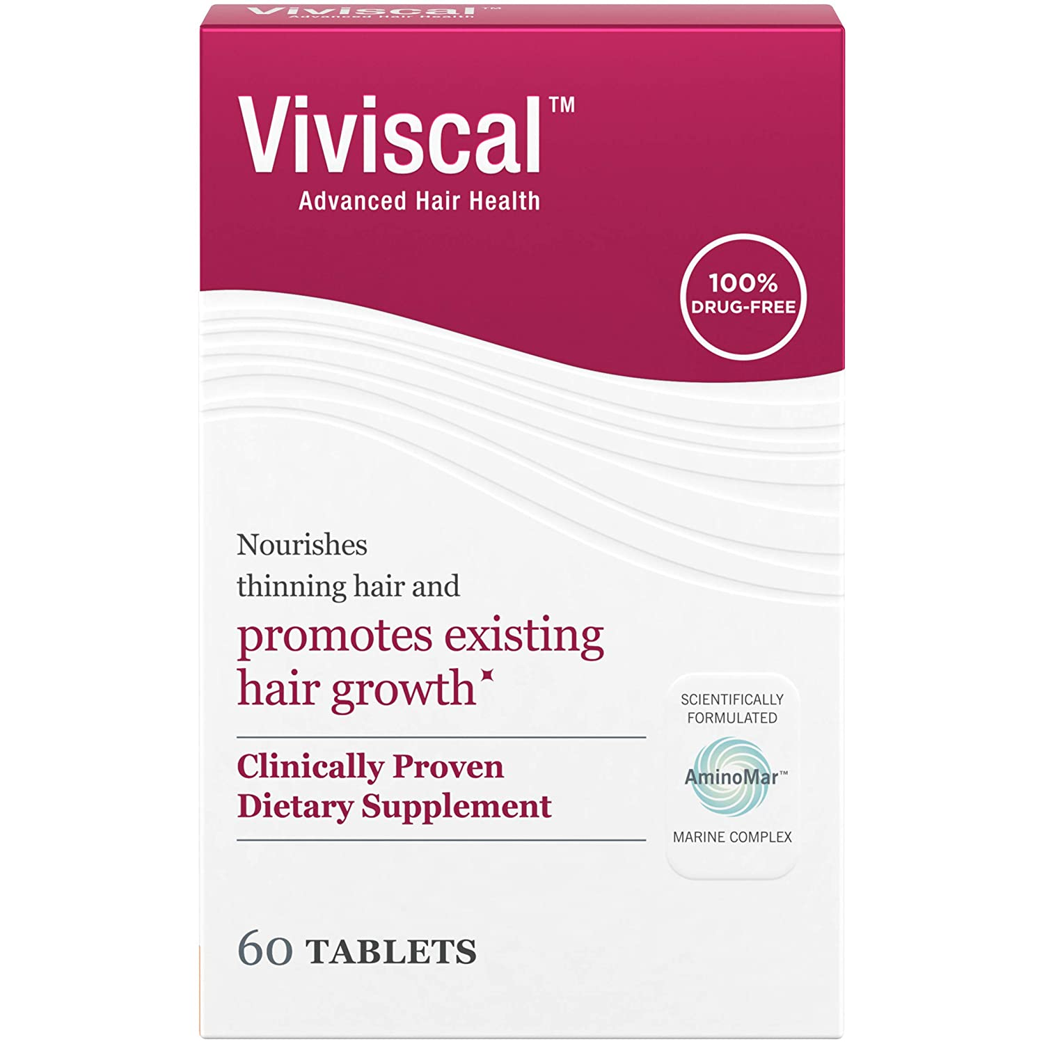 Viviscal Extra Strength Dietary Supplement; best hair growth products
