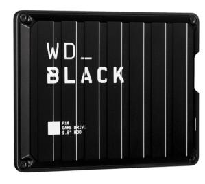 WD Black 5TB P10 Game Drive