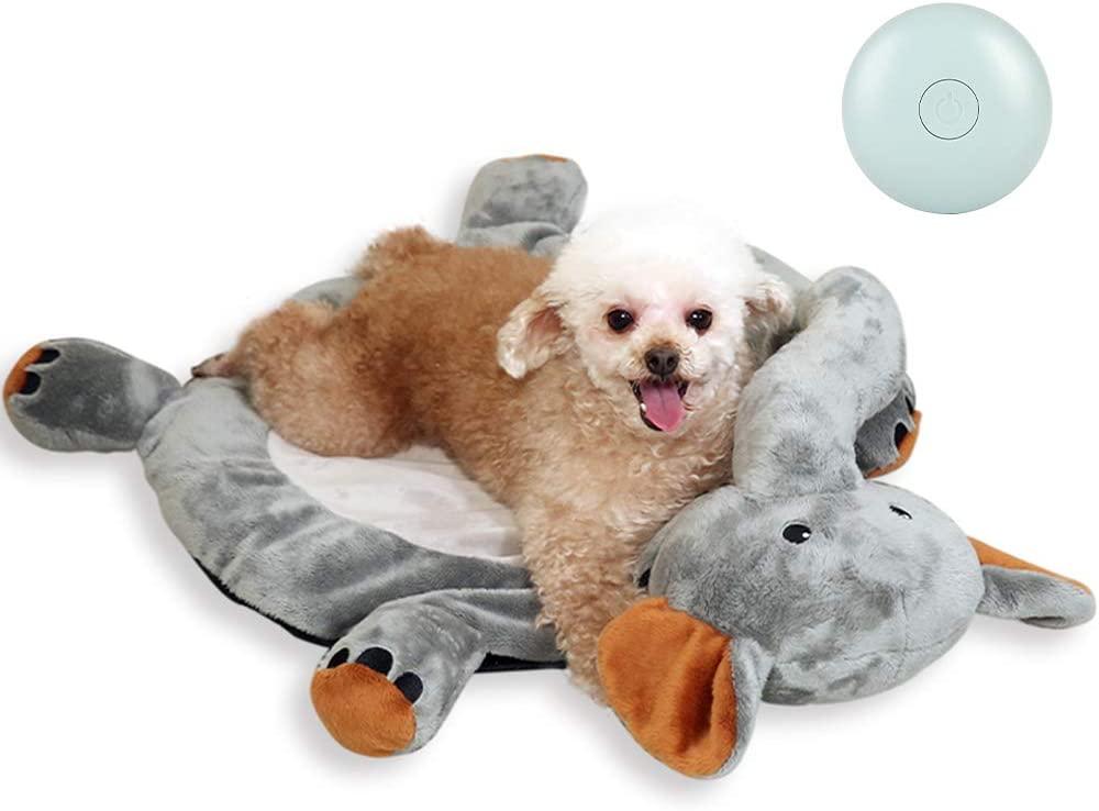 WEOK Heartbeat Puppy Mat