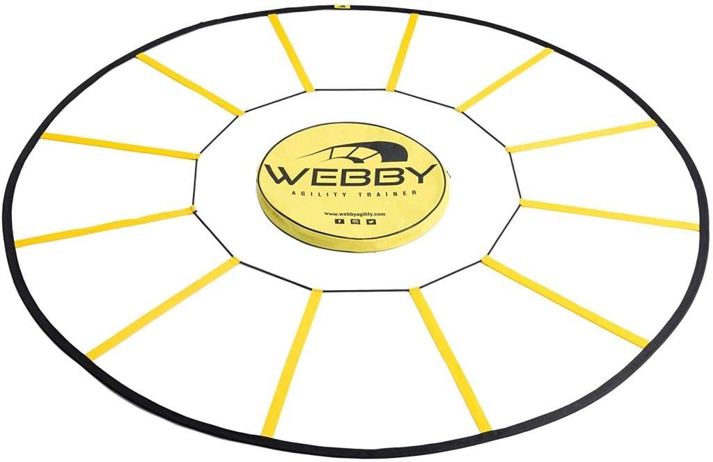 Webby Agility Trainer