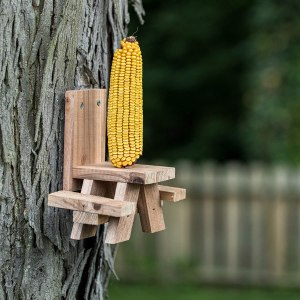 american heritage industries squirrel picnic table