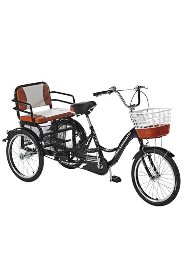 Carol Wright Transport Tricycle, best adult tricycle