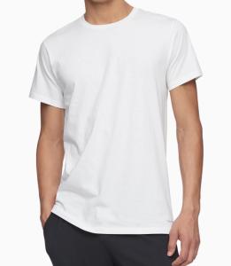 Calvin Klein Cotton Classics Crewneck White T-Shirt