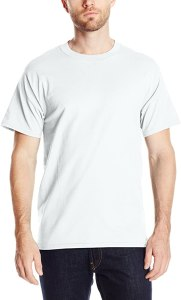 Hanes Men's Short Sleeve Beefy t shirt