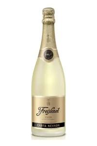 Freixenet Cava Carta Nevada Brut, Best Sparkling And White Summer Wines