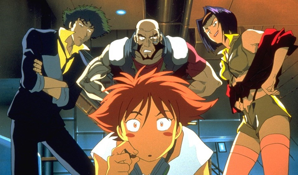 Cowboy Bebop, best anime streaming services