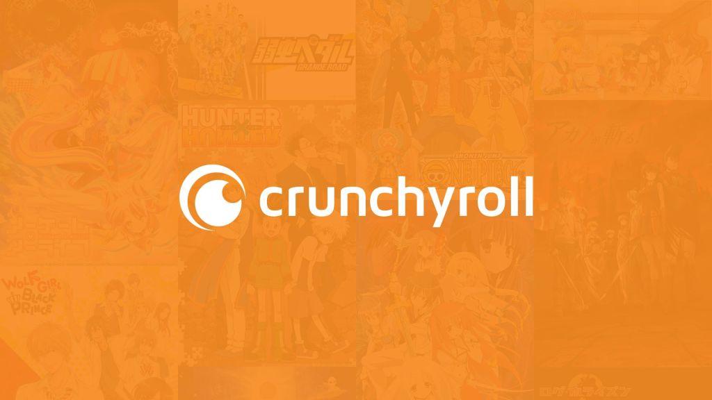 Crunchyroll logo, best anime streaming service