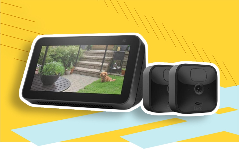 Echo Show and Blink Outdoor Camera