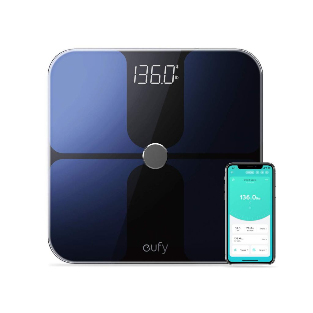eufy by Anker, Smart Scale with Bluetooth