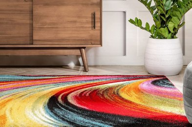 solve your empty floor space dilemma with one of the best area rugs