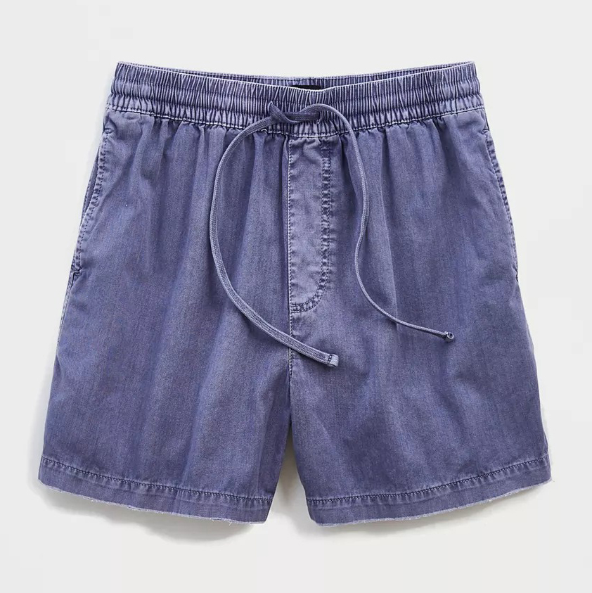 BDG Washed Out Volley Short
