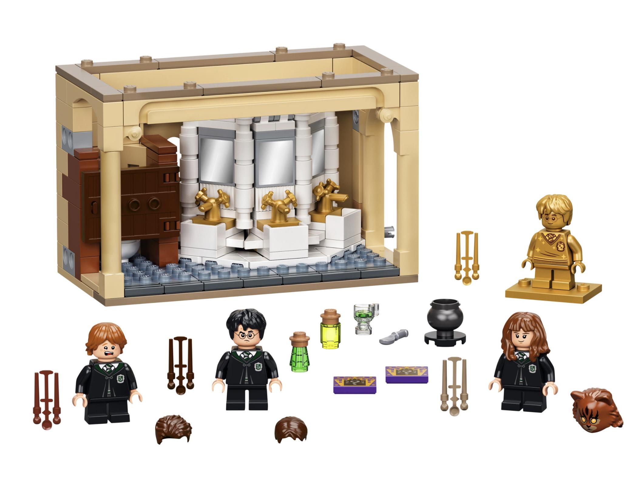 Hogwarts Polyjuice Potion Mistake LEGO set, best toys for 7 year old boys