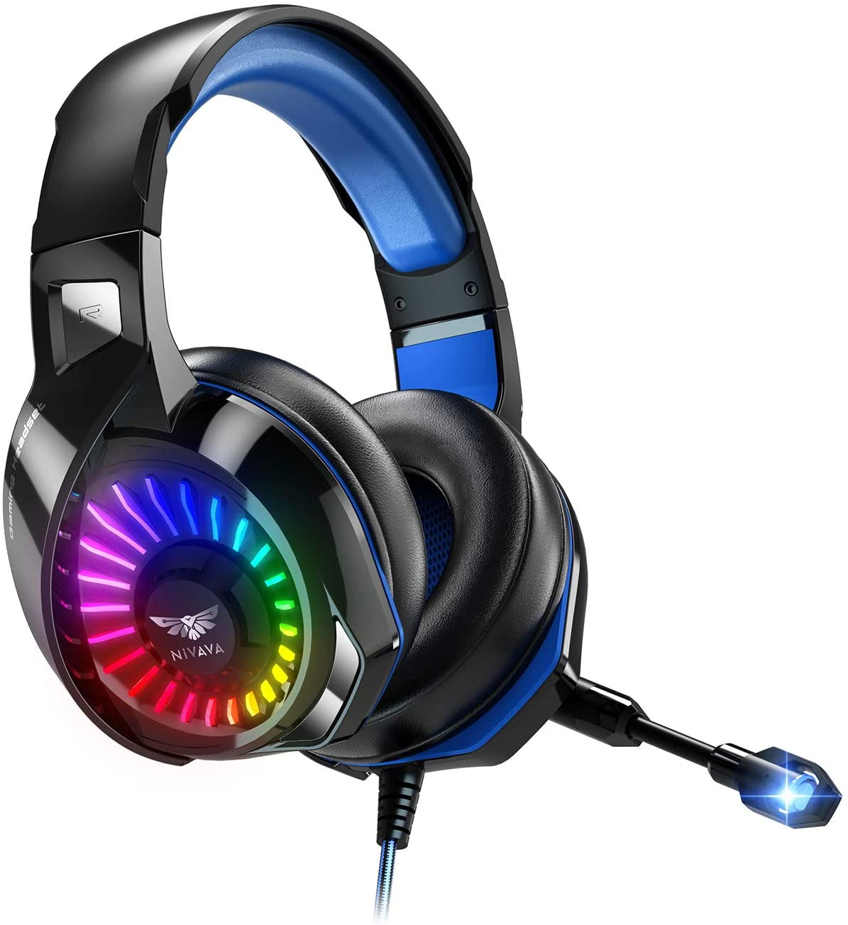 Nivava K7 Pro Gaming Headset