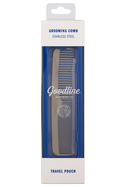 goodline grooming co stainless steel combs