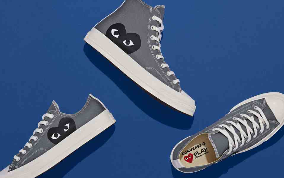 Converse X CDG Sneakers