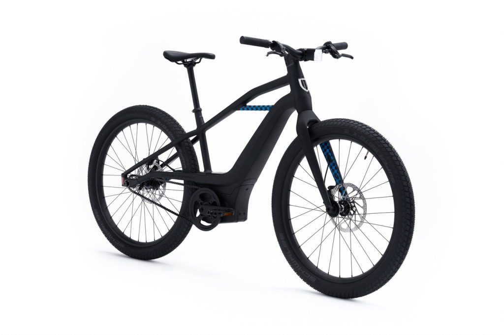 harley davidson serial1 mosh/cty electric bicycle