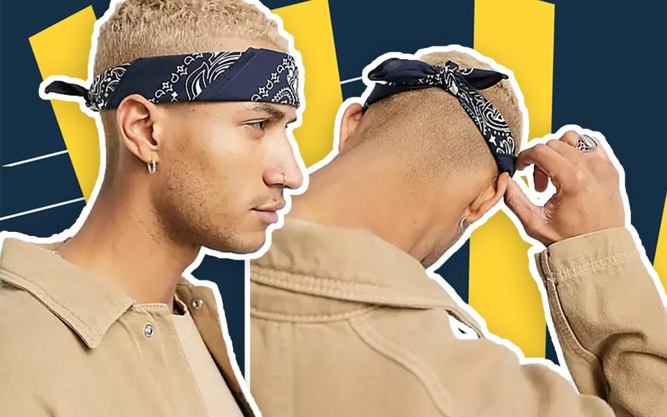 stylish headbands for men