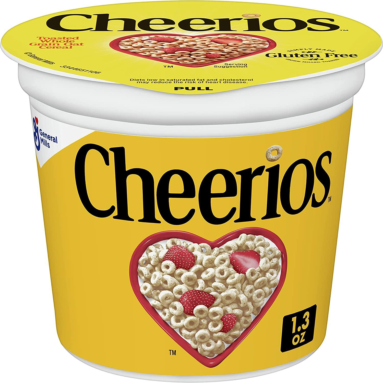 Cheerios packet