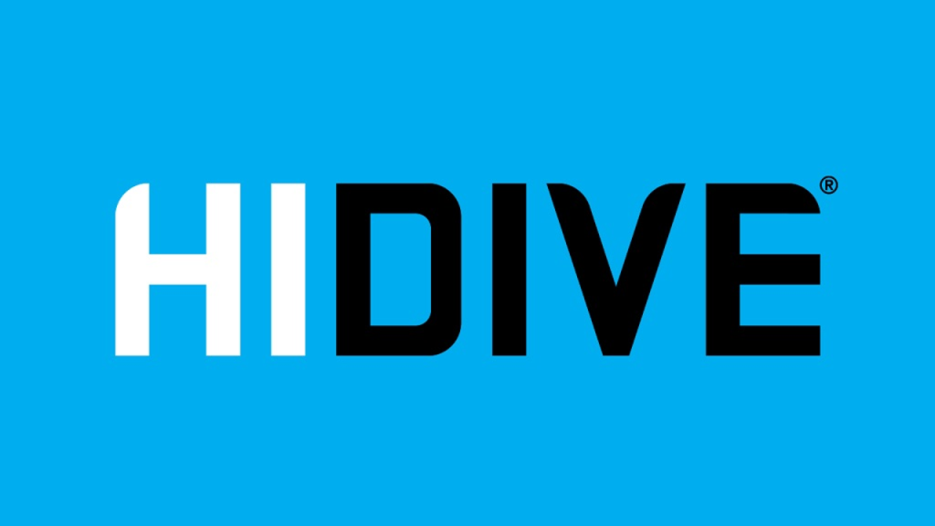 HIDIVE logo, best anime streaming service