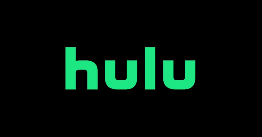 Hulu logo, best anime streaming service