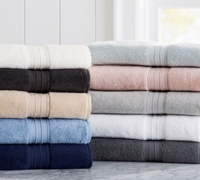 hydrocotton quick-dry towels