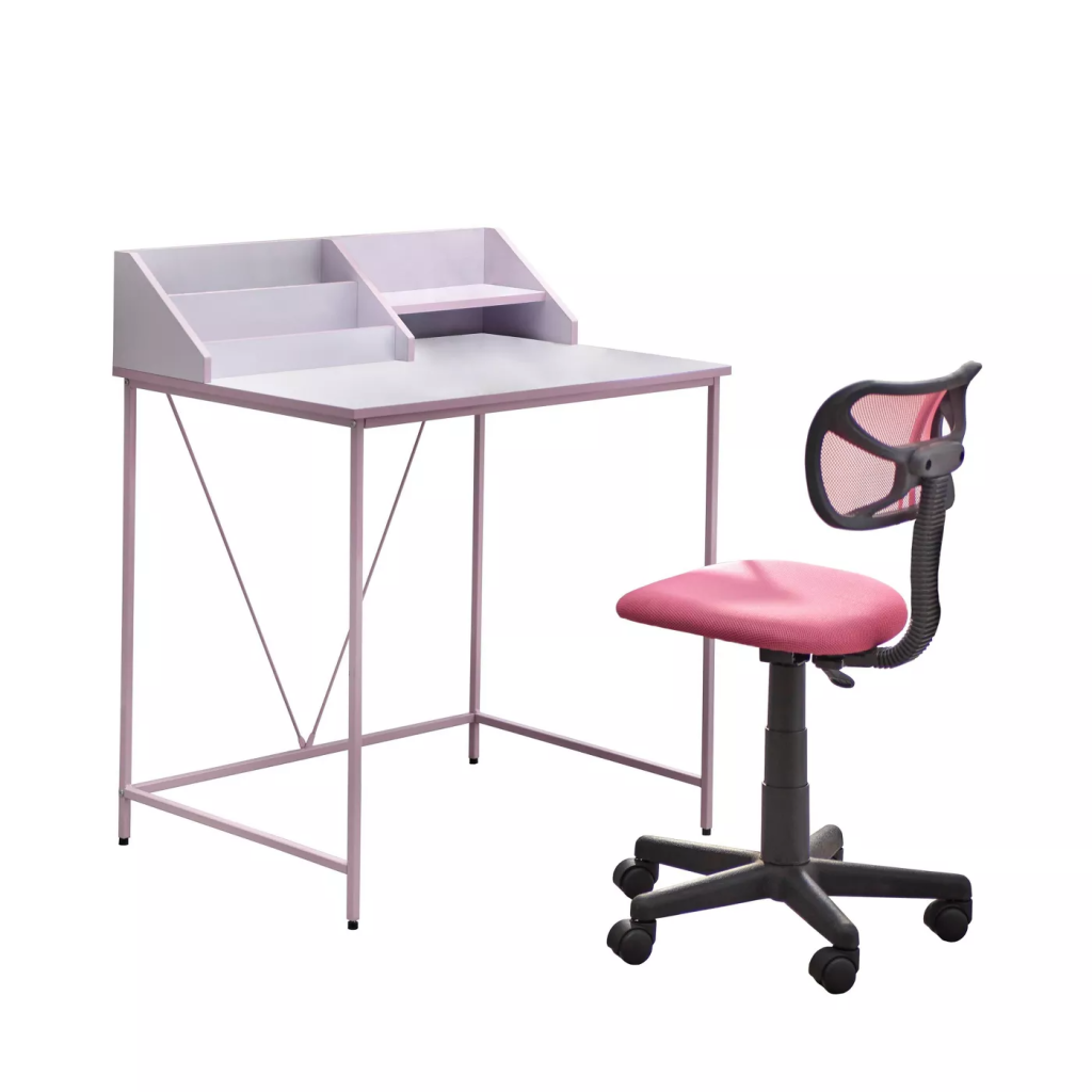 quincy kid's desk and chair set