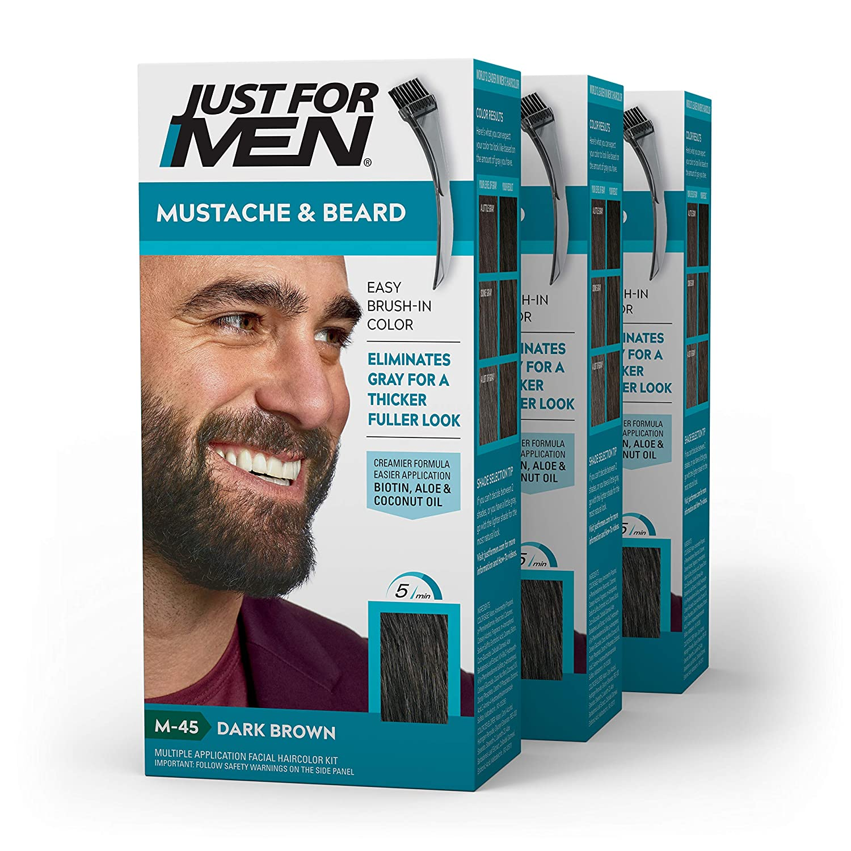 just for men beard dye