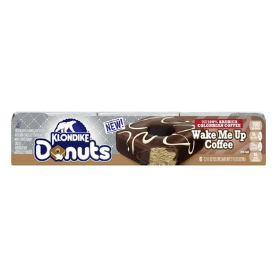Klondike Wake Me Up Coffee Donut