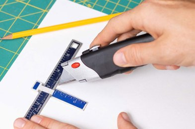 utility knives are versatile tools which can take care of your everyday cutting needs