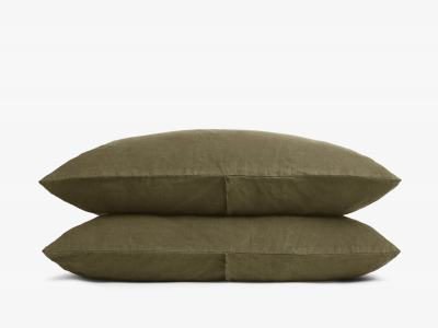 parachute linen pillowcase